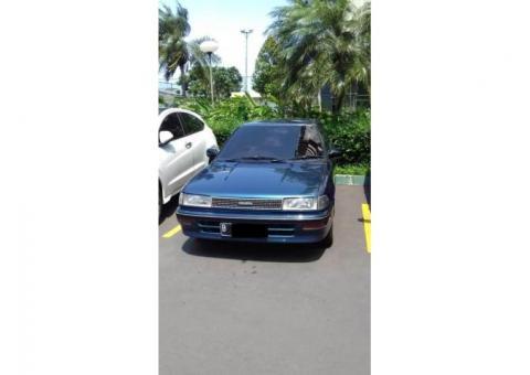 Dijual Toyota Corolla 1.3 SE tahun 1990