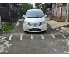 HONDA freed PSD 2010 Ac digital metic warna putih