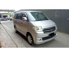 Suzuki APV SGX Arena Manual Th2009 Silver Metalik