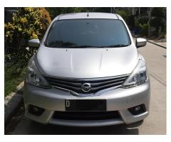 New Grand Livina Xv at 2014 silver met bandung