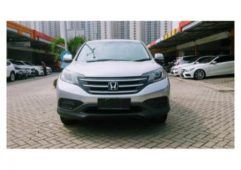 Honda CRV 2.0AT 2013/2014 Silver