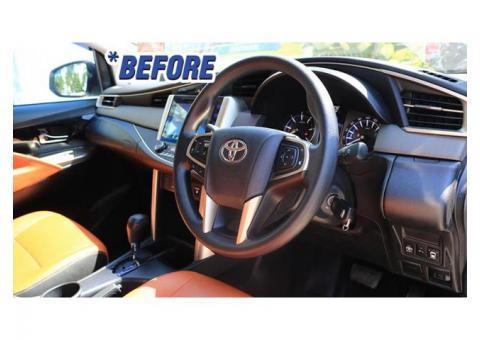 Kijang Innova 2.4V Matic Diesel Putih 2017