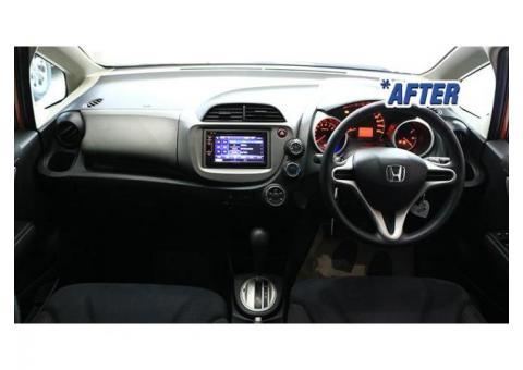 Honda Jazz RS matic 2013