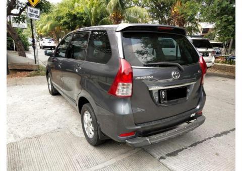 Toyota avanza type G manual 2011/2012 sdh New model