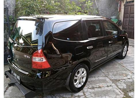 Nissan Grand Livina 1.5 XV Hitam Metalik 2012/2013