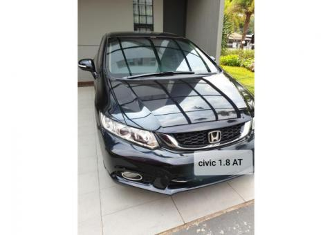 For sale Honda civic facelit 1.8A/T 2015