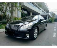 Toyota Crown Athlete 2010