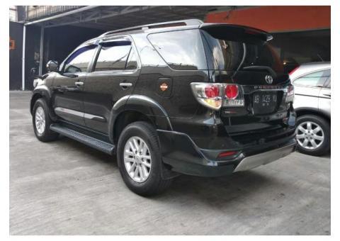 Fortuner G matic diesel 2013