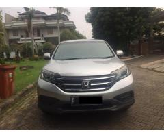 Honda New Crv 2.0 thn 2012/13 warna abu2 metalik