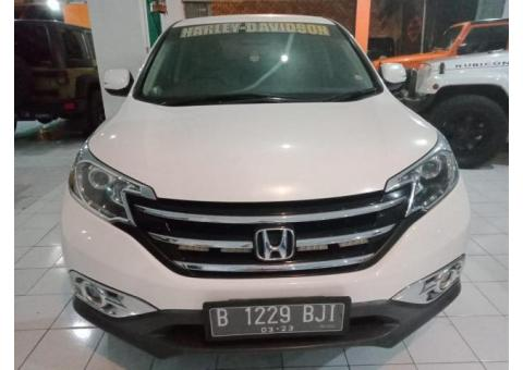 Honda CRV 2.4 matic 2013
