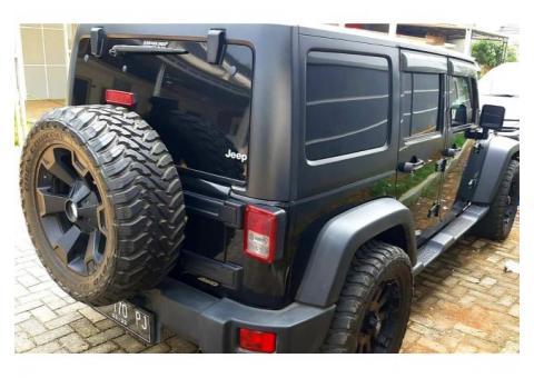 Rubicon Wrangler CRD Diesel 2012
