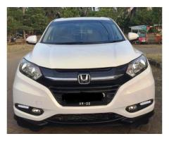 Jual HRV 1.5 E CVT 2015 Very Low KM Asuransi All Risk