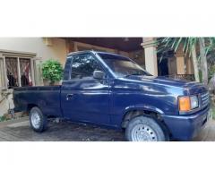 isuzu Panther Pick Up 2002