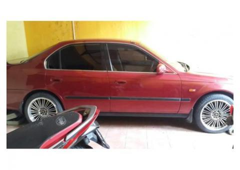 Honda Ferio Thn 1999 Manual