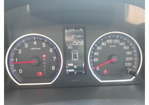 CRV 2.4 cc SilveR 2009 istimewa low KM TDP hanya 8jt