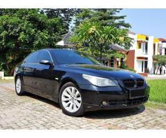 BMW 530i E60 Th2006/05 Warna Briliant Black