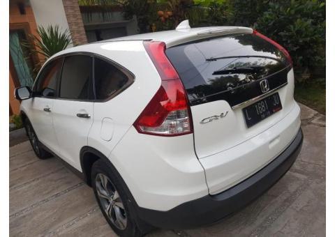 Honda CRV 2.4 matic 2014
