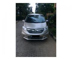 Honda freed psd th 2013 akhir ac double blower