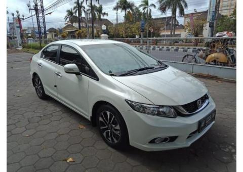 Honda Civic FB 1.8 2015