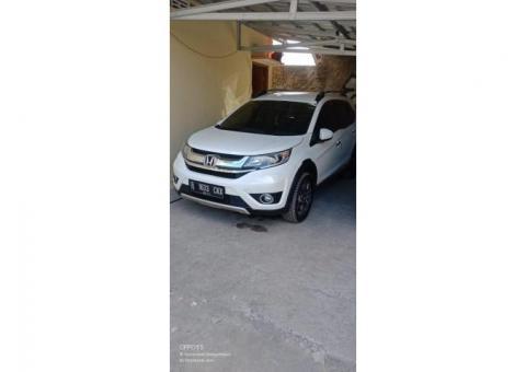 Honda BRV E CVT matic 2016