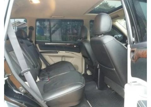 2012 Mitsubishi Pajero sport 2.5 SUV