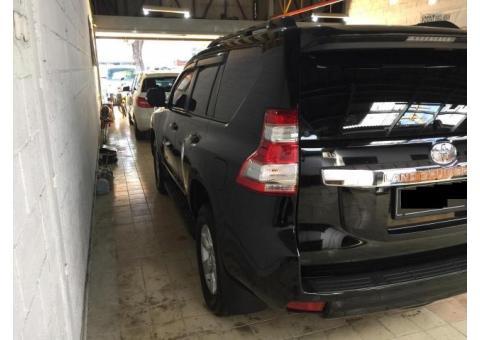 Toyota Land Cruiser Prado TXL 2.7 (Bensin)