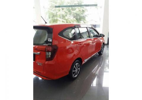 Daihatsu Sigra R MT deluxe 1,2 Baru 2019