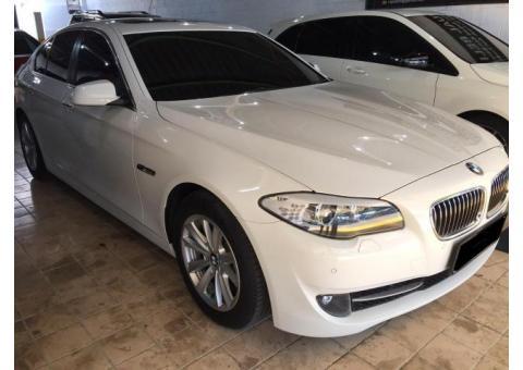 BMW 520i A/T 2.0 Turbo executive 2013