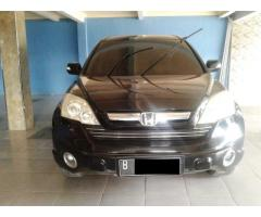 Honda CRV 2.4 AT Th2007 Hitam Full Orisinil