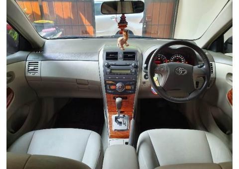 Toyota altis 1.8 G metic th 2008 istimewa sekali