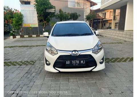 Toyota New Agya 1.2 G