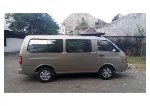 KIA Pregio Th'2001 Istimewa / Bukan Ex.Travel