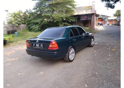 Mercedes Benz C200 Th'95 Manual Good Condition / Buat Penggemar