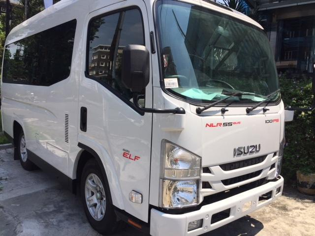 isuzu elf nlr microbus 16 seat tahun 2019 unit baru