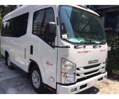 Isuzu Elf Nlr Microbus 16 seat Tahun 2019 ( Unit Baru )