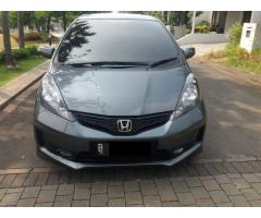 Honda Jazz Rs MMC automatic 2013