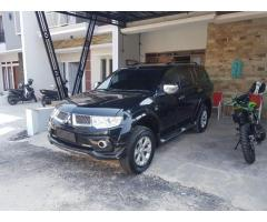 Dijual Pajero Dakar Limited AT tahun 2013 pajak dp35jt