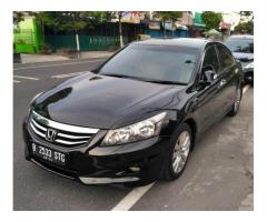 Accord VTIL 2012