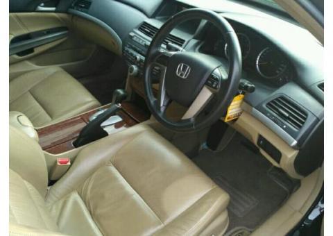 Accord VTIL 2012