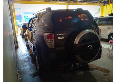 Toyota Rush G 2014 AT