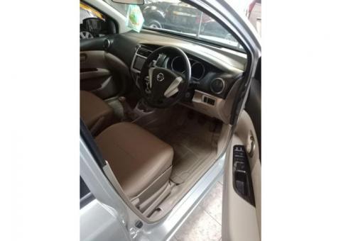 Nissan Grand Livina XV 2017