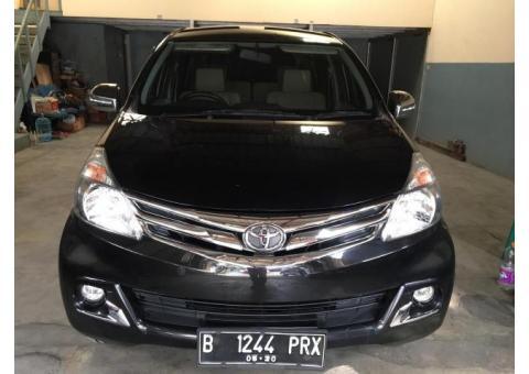 Toyota All New Avanza 2015 G MT