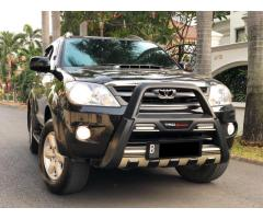 Toyota Fortuner 2.7 G-Lux AT 2005 Istimewa