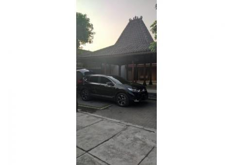 Honda CRV Vtec Terbo 1.5 2018