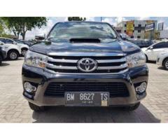 Toyota Hilux (G) 2014 MT