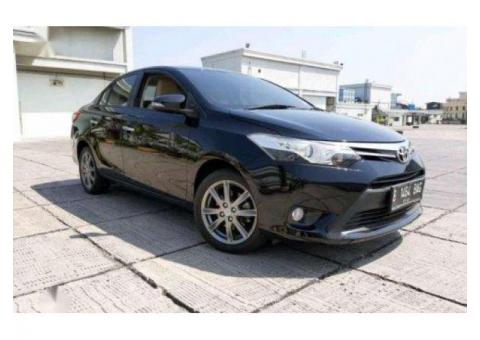 Toyota Vios G 2016 Hitam AT