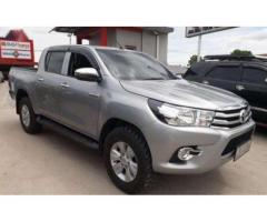 TOYOTA HILUX G MANUAL 2018