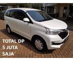 DP 5 Juta Saja Daihatsu Xenia Tipe R 1300 cc Matic 2016