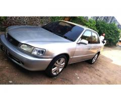 Toyota All New Corolla 1998 1.8 SEG Manual Tahun 1998