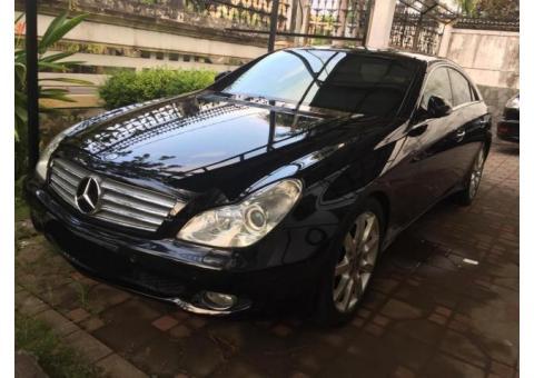 Mercedes Benz CLS 350 2005 Milik Pribadi, Mulus-Istimewa-Terawat (Jarang Dipakai)
